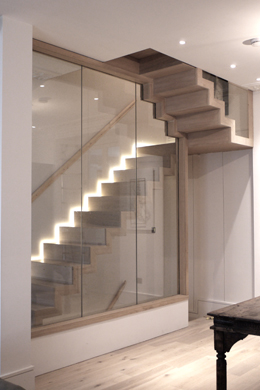 Bespoke Staircases From Zigzag Design Studio