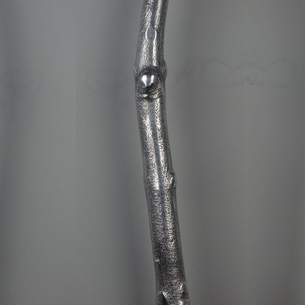 Branch Spindle 2 - Bright Aluminium