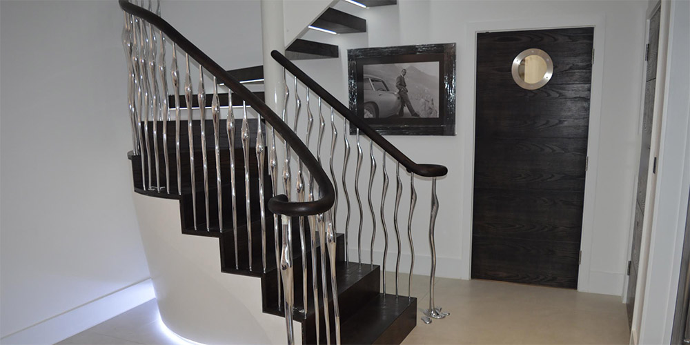 Conteporary staircase project