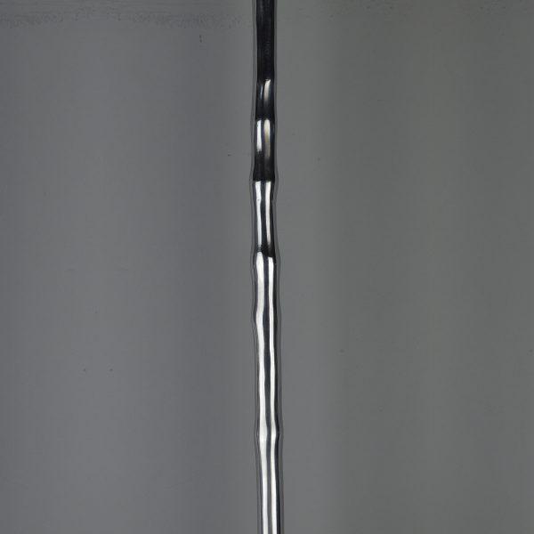 Ripple Spindle - Bright Aluminium