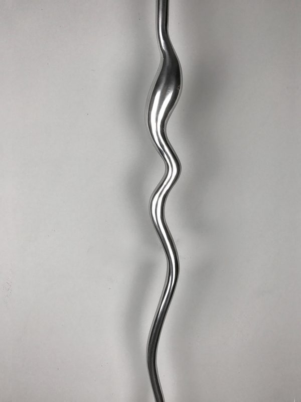 Squiggle Door Handles