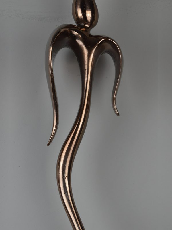 Tulip 1 Spindle - Gloss Bronze