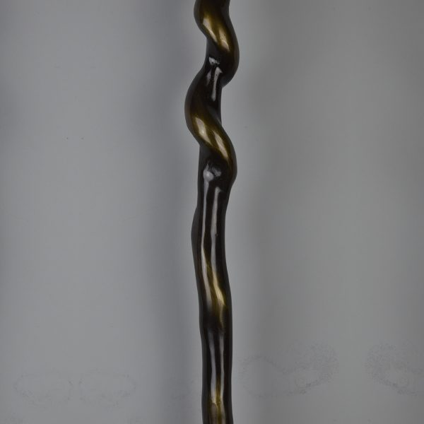 Twisted 2 Spindle - Aged Bronze