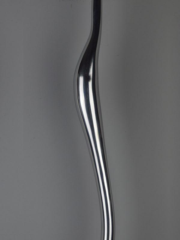Wisp Spindle - Bright Aluminium