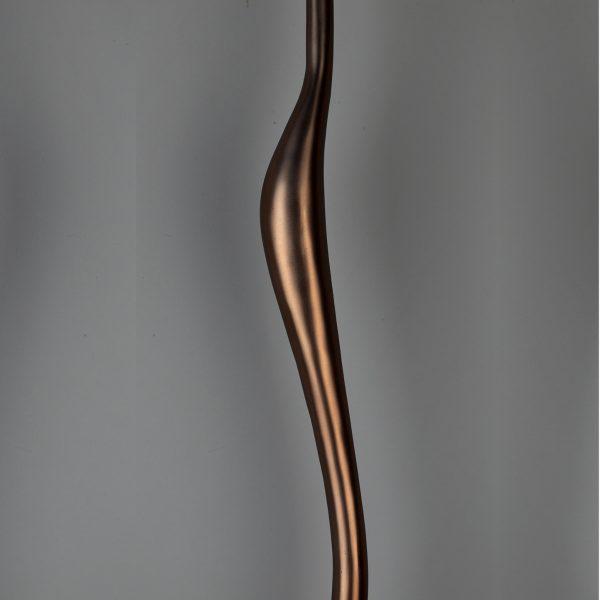 Wisp Spindle - Satin Bronze