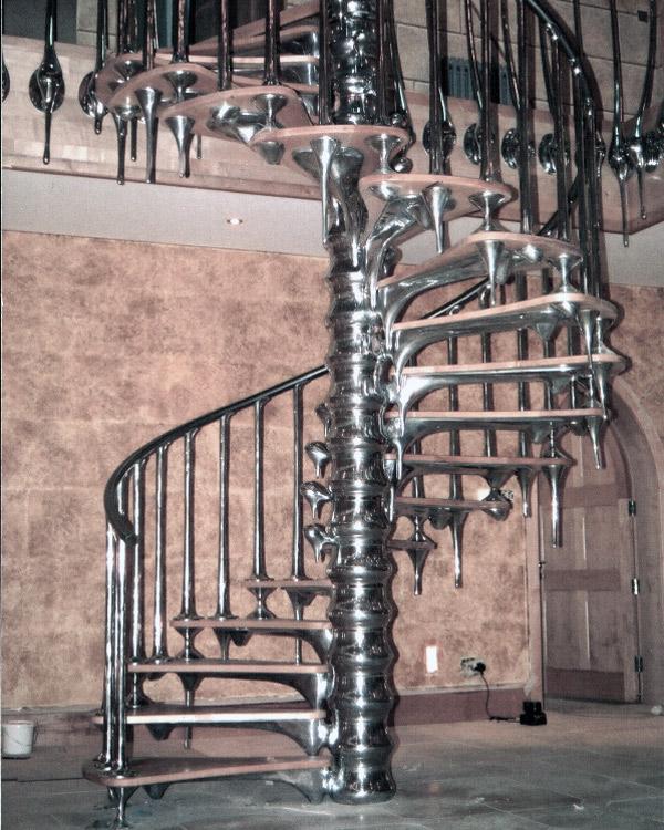 Ascot Sculptural Staircase