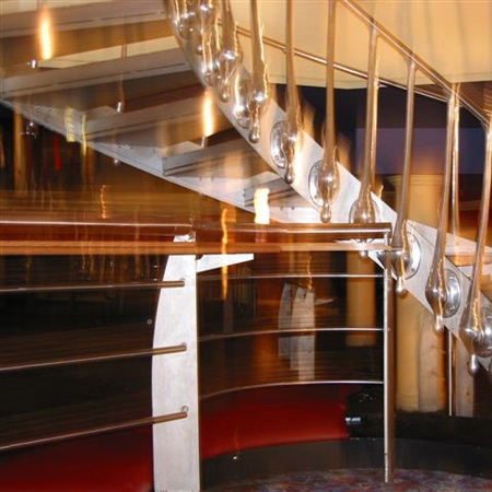 Bedford Nightclub Staircase