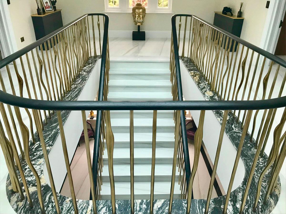 boo2 Heronswood Staircase