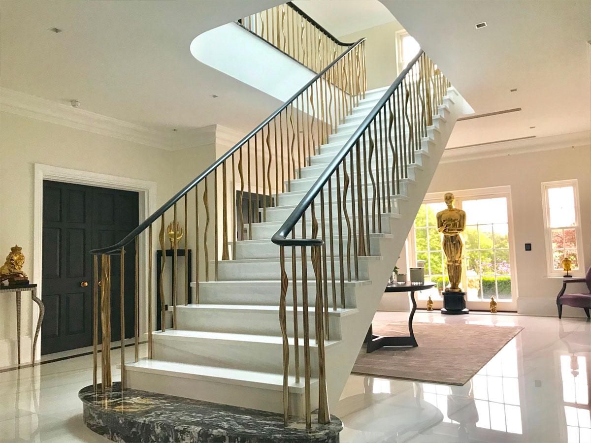 boo4 Heronswood Staircase