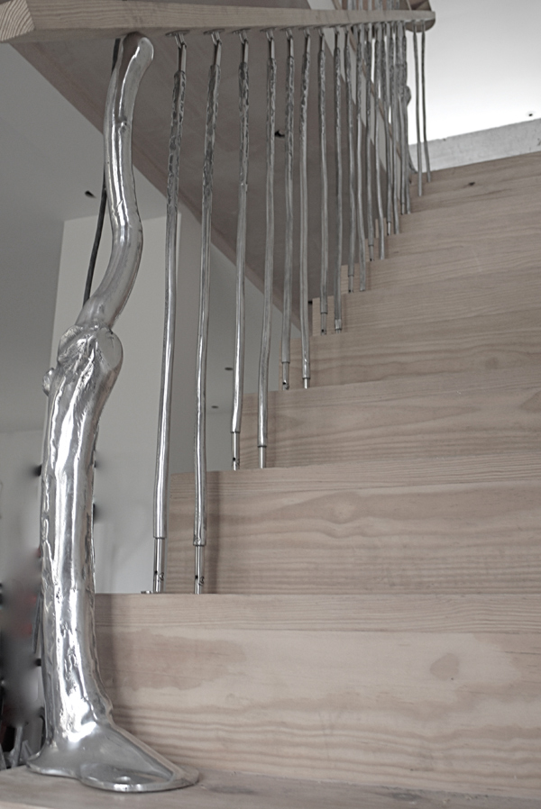 Branch balustrade