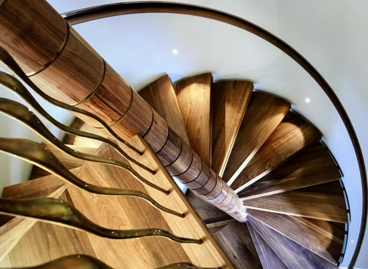canterbury1 Canterbury Staircase