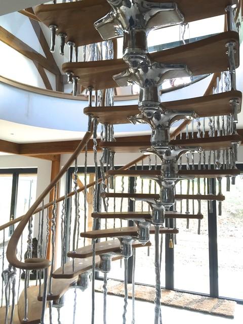 contemporary-1 Staircase Portfolio