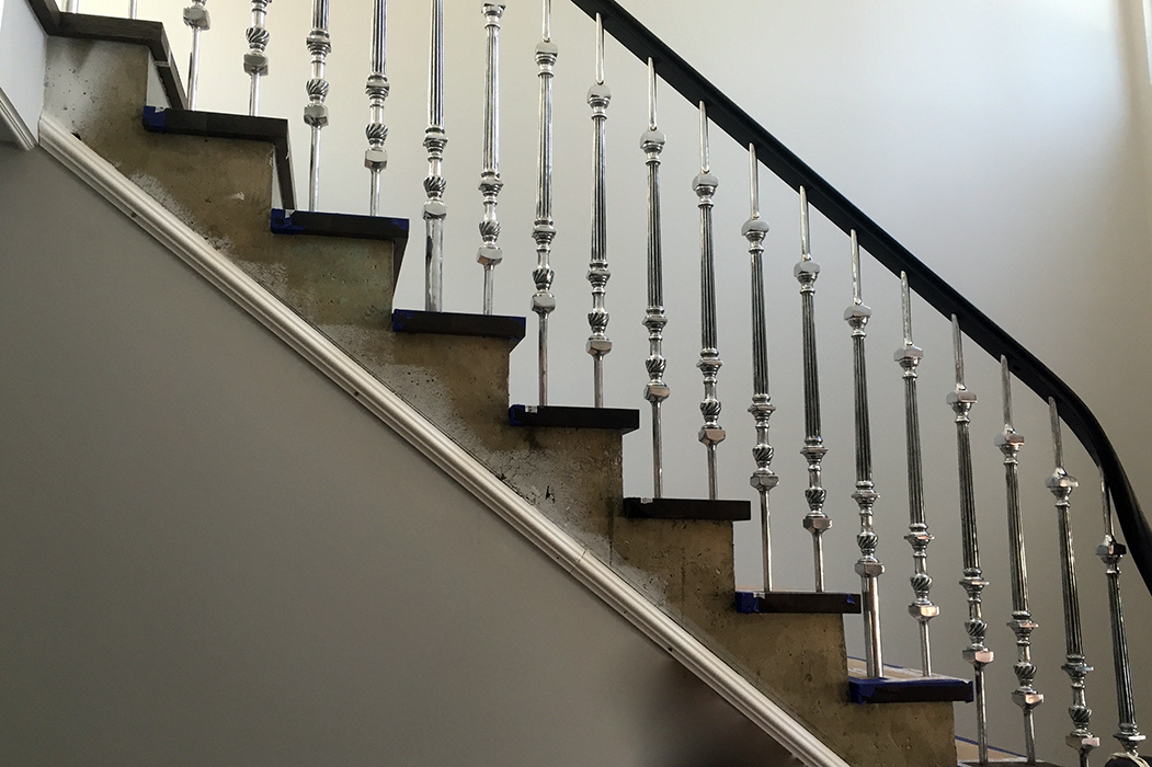 Edward Balustrade – Heritage