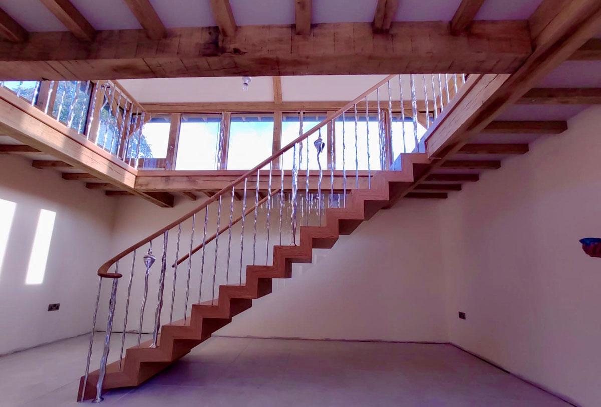 farine2 Kent Staircase