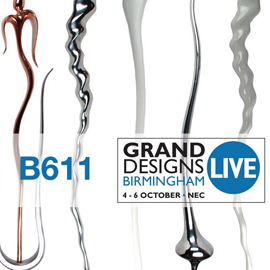 See us at Grand Designs Live 2013 – Stand B611