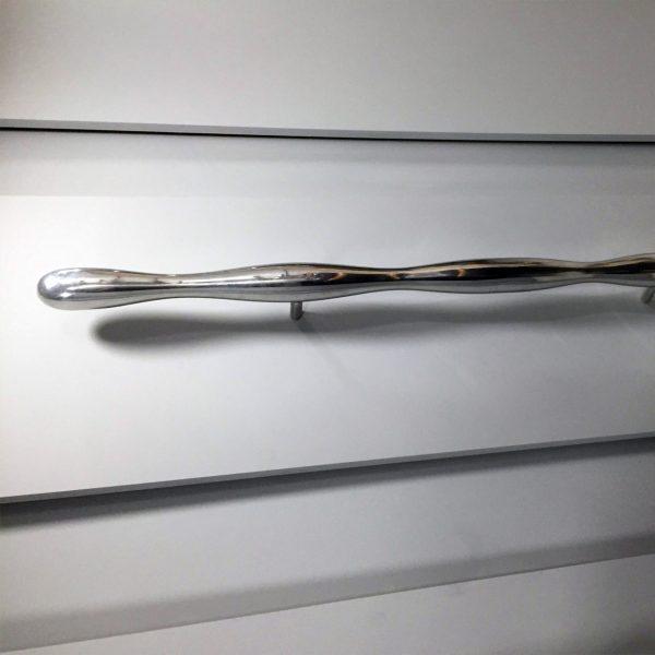 Pod Handrail - Aluminium