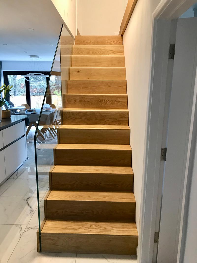 iffley2 Iffley Oxford Staircase