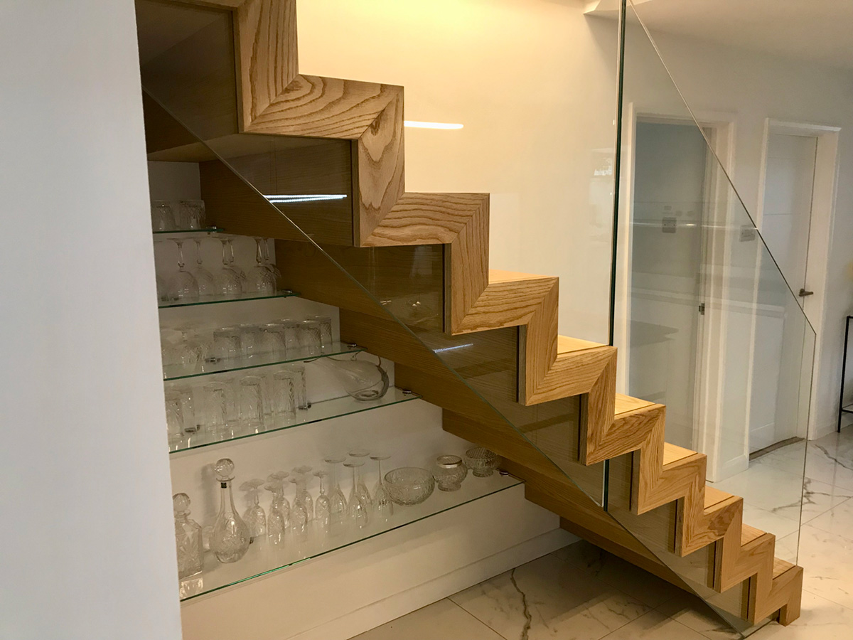 Iffley Oxford Staircase