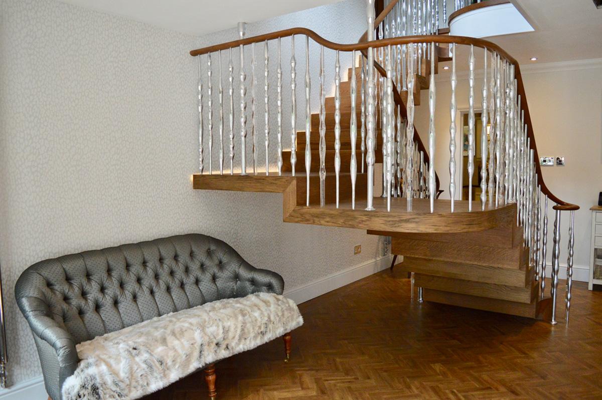kingswood3 Kingswood Staircase