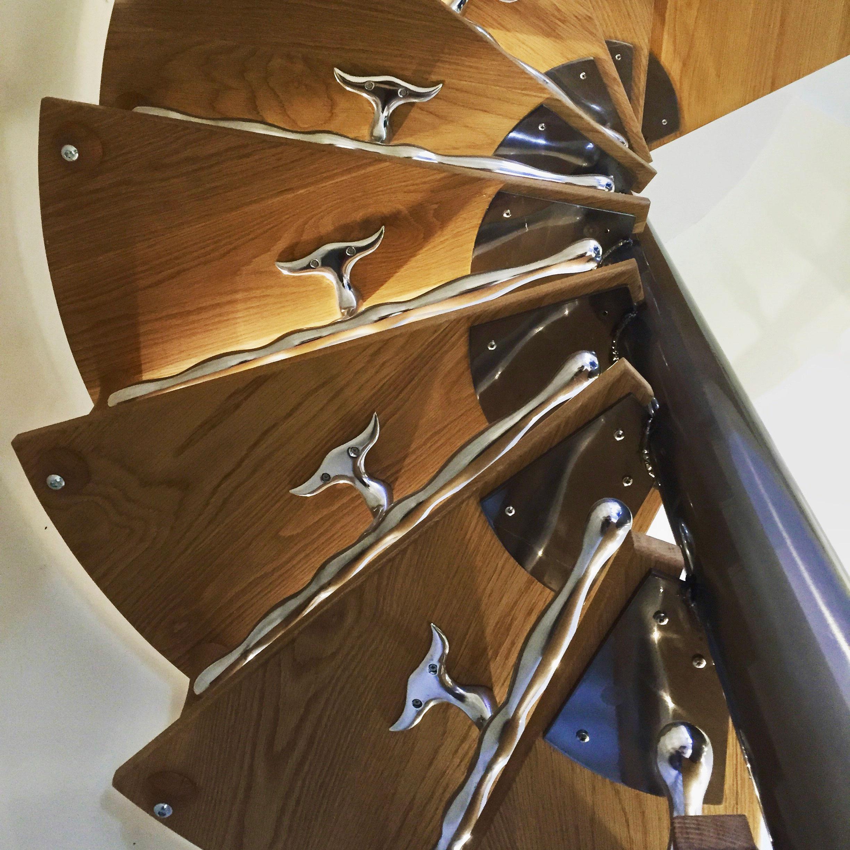 knebworth6 Knebworth Spiral Staircase