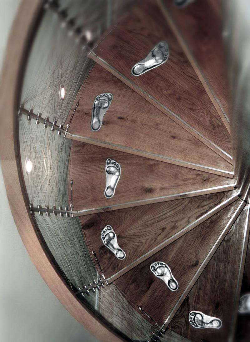 Littlehampton: Spiral Staircase