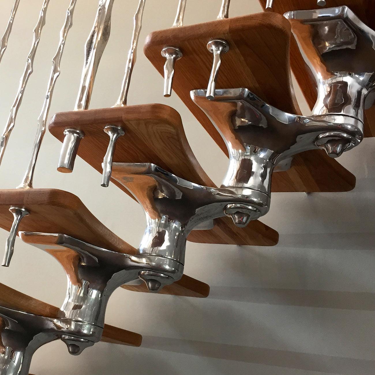 Milton Keynes: Spine Staircase