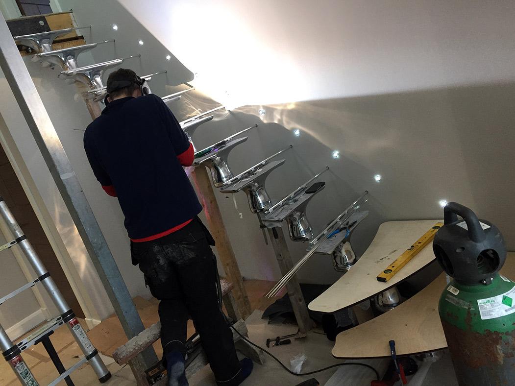 Ayre Scotland Spine Staircase