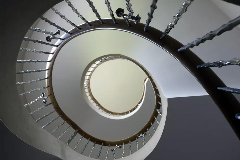 Newbury Helical Staircase