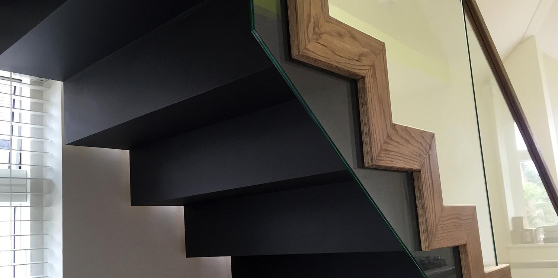 north-oxford_750 North Oxford: Zigzag Staircase
