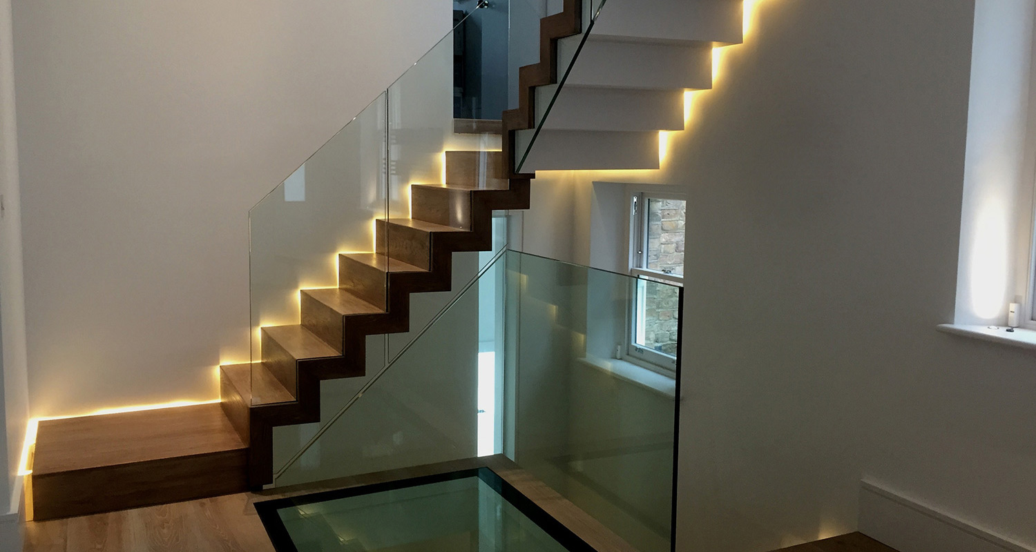 putney_2B-1 Glass Balustrade