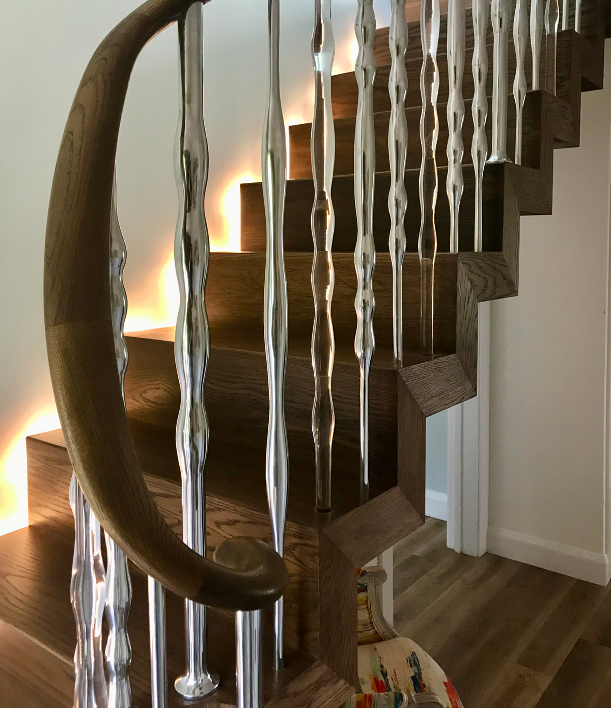 Shaftsbury Staircase