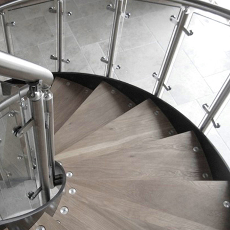 spiral-staircase-feature Balustrades Portfolio