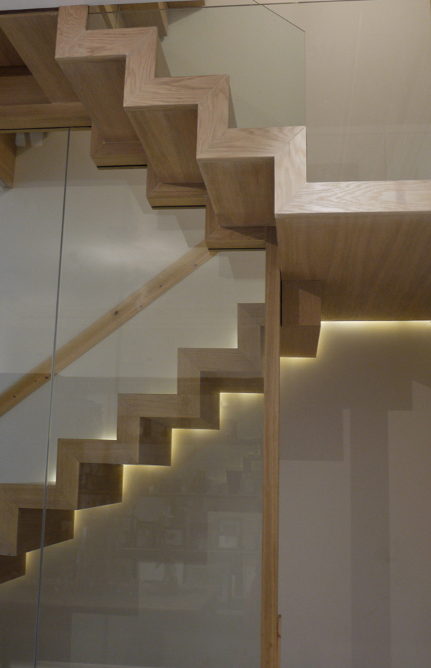 st-james-zigzag-staircase-21 Zigzag's Floating Oak Staircase in Saturday Times Magazine