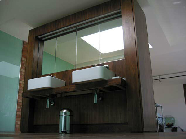 luxury bathroom vanity units